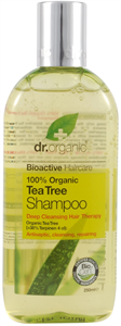 dr. Organic Teafa Sampon