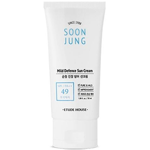 Etude House SoonJung Mild Defence Sun Cream