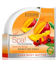 Eveline Cosmetics Spa Professional Juicy Mango Luxe Body Butter