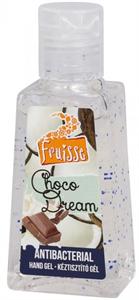 Fruisse Antibakteriális Kéztiszító Gél Choco Dream