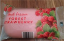 Fruit Passion Forest Strawberry Szappan