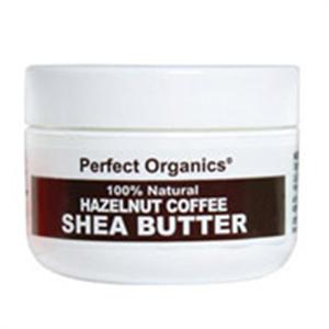 Perfect Organics Hazelnut Coffee Shea Butter