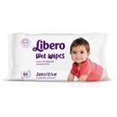 Libero Sensitive Nedves Törlőkendők