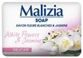 Malizia Fehér Virág és Jázmin Szappan