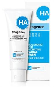 Neogence Hialuronsavas Hidratáló Arclemosó