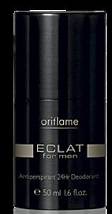Oriflame Eclat For Men 24 Órás Izzadásgátló Dezodor