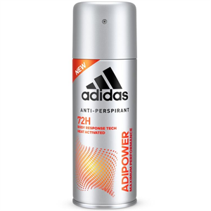 Adidas Men Adipower Deo Spray