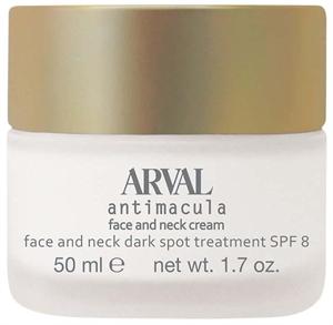 Arval Swiss Antimacula Foltelleni Nyak- és Arckrém SPF8