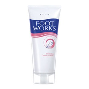 Avon Foot Works Intensive Callus Cream