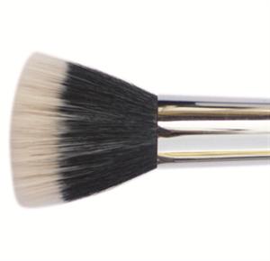 Bőszecset Duo Fibre Alapozó Make Up Ecset 48