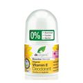 dr. Organic Alumíniummentes Golyós Dezodor Természetes E-vitaminnal