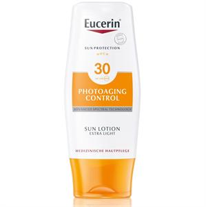 Eucerin Sun Photoaging Control Naptej Testre FF30