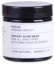 Evolve Organic Beauty Organikus Arcmaszk –Káprázatos Ragyogás