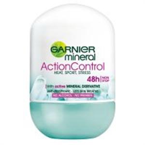 Garnier Mineral Action Control Golyós Dezodor