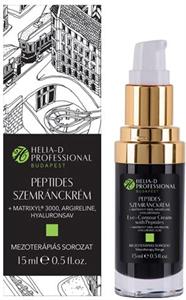 Helia-D Professional Peptides Szemránckrém