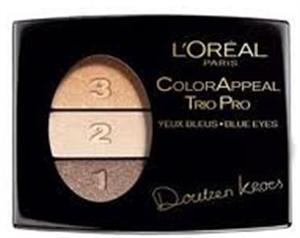 L'Oreal Paris Color Appeal Trio