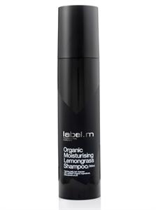 label.m Organic Moisturising Lemongrass Sampon