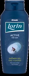 Lorin Active Férfi Tusfürdő