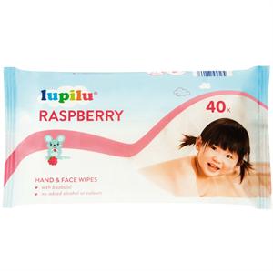Lupilu Raspberry Törlőkendő