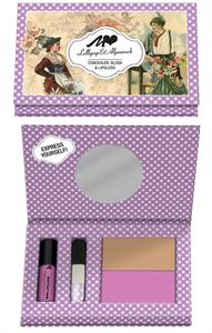 Manhattan Lollipop & Alpenrock Concealer, Blush & Lipgloss
