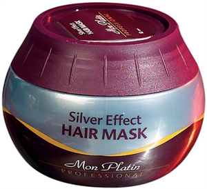 Mon Platin Professional Silver Effect Hair Mask