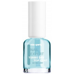 Miss Sporty Nail Expert Turbo Dry Top Coat