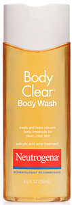 Neutrogena Body Clear Body Wash