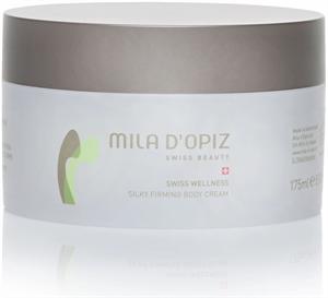 Mila d'Opiz Swiss Wellness Silky Body Firming Cream Testfeszesítő Krém