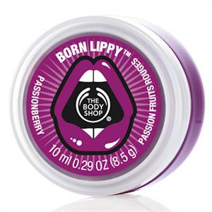 The Body Shop Born Lippy Passionberry Ajakápoló