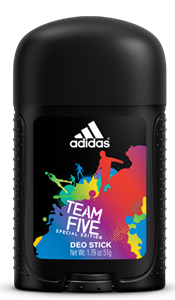 Adidas Team Five Special Edition Deo Stick