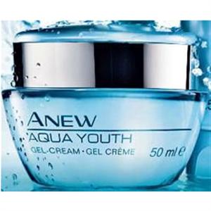 Avon Anew Aqua Youth Gélkrém