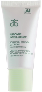 Arbonne Pollution Defense CC Cream SPF30