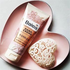 Balea Vanilla Kézkrém Vanília-Mokka-Latte Illattal