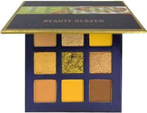 Beauty Glazed Lemon Palette
