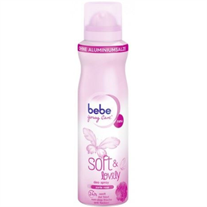 bebe Young Care Soft & Lovely Deo Spray