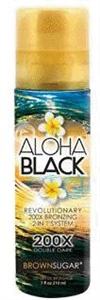 Brown Sugar Aloha Black