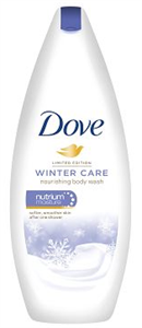 Dove Winter Care Tusfürdő 2015