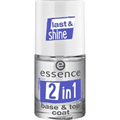 Essence 2in1 Base and Top Coat