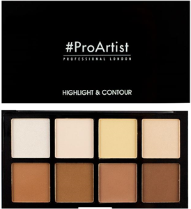 Freedom Makeup ProArtist HD Highlighter & Contour Set