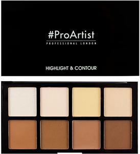Freedom Makeup ProArtist HD Highlighter & Contour Set