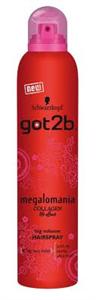 got2b Megalomania Collagen Lift Effect Hajlakk