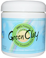 Rainbow Research Green Clay Facial Treatment Mask