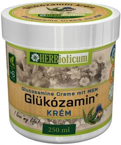 HERBioticum Glükozamin+ Msm Krém