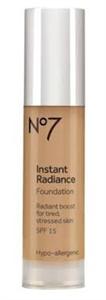 No7 Instant Radiance Foundation