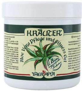 Kräuter Testgél 96%-os Bio Aloe Vera Tartalommal