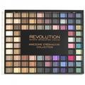 MakeUp Revolution 100 Színű Szemhéjpúder Paletta