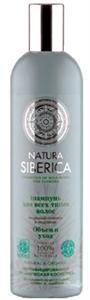 Natura Siberica Dúsító és Hidratáló Sampon Száraz Hajra (régi)