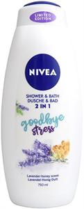 Nivea Goodbye Stress Tus és Habfürdő