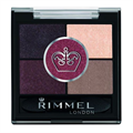 Rimmel Glam Eyes HD 5-Colour Szemfesték Paletta