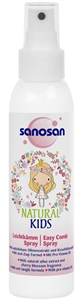 Sanosan Natural Kids Easy Comb Spray